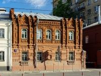 Таганский район, улица Станиславского, дом 20 с.2. офисное здание