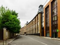 Таганский район, улица Станиславского, дом 21 с.3. офисное здание