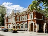 Большой Рогожский переулок, дом 17 с.1. музей Кулинарного искусства