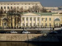 , embankment Moskvoretskaya, house 2А. office building
