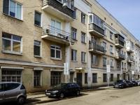 ,  , house 1/2СТР3-3А. 公寓楼