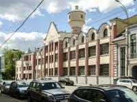 Таганский район, улица Большие Каменщики, дом 9 с.А. здание на реконструкции