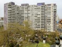 ,  , house 1 с.1. 公寓楼