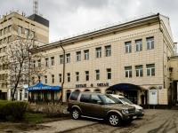 Таганский район, улица Марксистская, дом 20 с.1. офисное здание