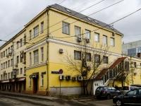 Таганский район, улица Марксистская, дом 20 с.9. офисное здание