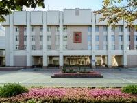 Таганский район, улица Марксистская, дом 24. органы управления Префектура Центрального административного округа