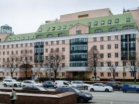 """Таганский район, улица Марксистская, дом 16. офисное здание Бизнес-центр """"Mosalarko plaza"""""""