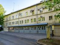 , fire-fighting Detachment Пожарно-спасательная служба №50,  , house 3/5СТР3