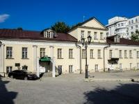 улица Таганская, дом 13 с.3. музей