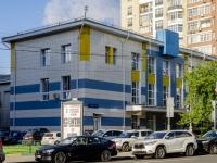 улица Таганская, дом 40-42. спортивный клуб