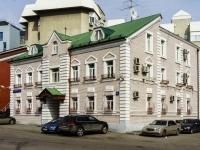Таганский район, Большой Полуярославский переулок, дом 14. офисное здание
