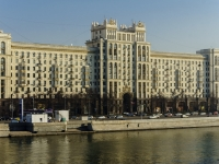 , embankment Kotelnicheskaya, house 1/15К.А. Apartment house