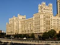 , embankment Kotelnicheskaya, house 1/15К.В. Apartment house