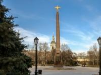 , embankment Kotelnicheskaya. monument