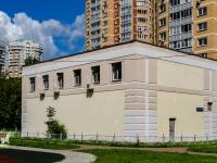 Таганский район, улица Новорогожская, дом 40 с.2. хозяйственный корпус