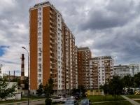Таганский район, улица Новорогожская, дом 4 с.1. многоквартирный дом