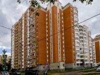 Таганский район, улица Новорогожская, дом 6 с.1. многоквартирный дом