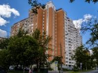 Таганский район, улица Новорогожская, дом 8. многоквартирный дом