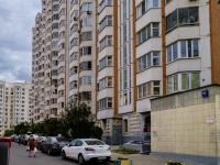 Таганский район, улица Новорогожская, дом 10. многоквартирный дом