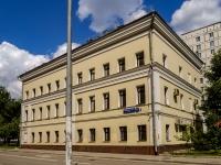 Таганский район, улица Новорогожская, дом 11 с.1. офисное здание