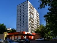 Таганский район, улица Новорогожская, дом 11 к.2. многоквартирный дом