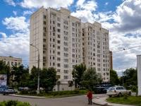 Таганский район, улица Новорогожская, дом 14 к.2. многоквартирный дом