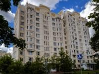 Таганский район, улица Новорогожская, дом 14 с.1. многоквартирный дом