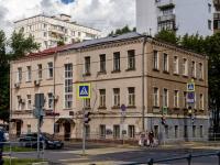 Таганский район, улица Новорогожская, дом 15. офисное здание