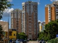 Таганский район, улица Новорогожская, дом 20. многоквартирный дом