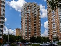 Таганский район, улица Новорогожская, дом 22. многоквартирный дом