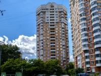 Таганский район, улица Новорогожская, дом 30. многоквартирный дом