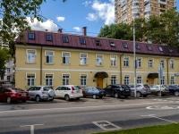 Таганский район, улица Новорогожская, дом 32 с.1. офисное здание