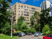 Таганский район, улица Новорогожская, дом 36. многоквартирный дом