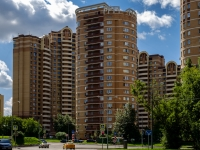 Таганский район, улица Новорогожская, дом 42. многоквартирный дом