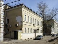 Таганский район, Серебрянический переулок, дом 3 с.1. банк ОАО АКБ Интеркоопбанк