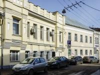 Таганский район, Серебрянический переулок, дом 3 с.2. офисное здание