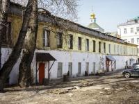 Таганский район, Серебрянический переулок, дом 4 к.3. офисное здание