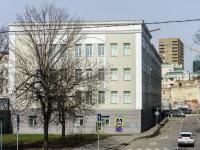 Таганский район, Серебрянический переулок, дом 12 с.1. офисное здание