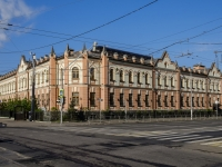 ,  , house 2Б. office building