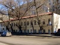 Таганский район, набережная Гончарная, дом 1 с.3. здание на реконструкции