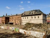 Таганский район, улица Крутицкая, дом 17 с.6. неиспользуемое здание