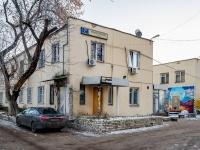 Москва, Таганский район, Новоспасский пер, дом7А с.4