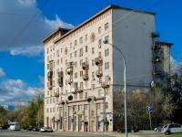 Таганский район, проезд Саринский, дом 2. многоквартирный дом