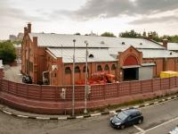 Таганский район, проезд Саринский, дом 13 с.4. офисное здание