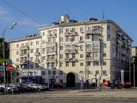 ,  , house 2/1К1. 公寓楼