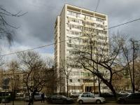 , st Kachalinskaya, house 7. Apartment house