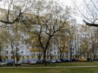 , st Kachalinskaya, house 9. Apartment house