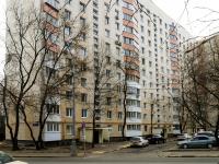 , st Malaya kalitnikovskaya, house 2 к.1. Apartment house