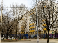 , st Malaya kalitnikovskaya, house 5. Apartment house