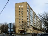 , st Malaya kalitnikovskaya, house 7. Apartment house